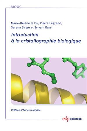 Introduction à la biocristallographie