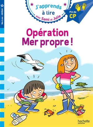 Opération mer propre ! : fin de CP, niveau 3