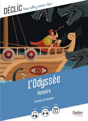 L'Odyssée : extraits et dossier