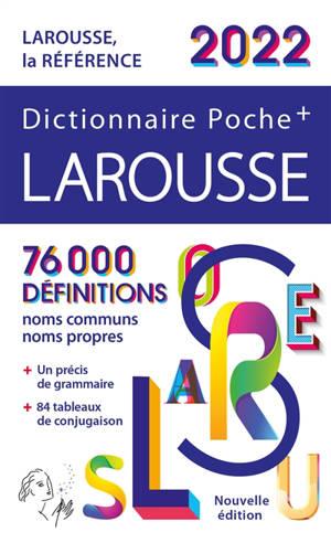 Dictionnaire Larousse poche + 2022