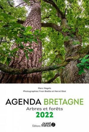 Agenda Bretagne 2022 : arbres et forêts