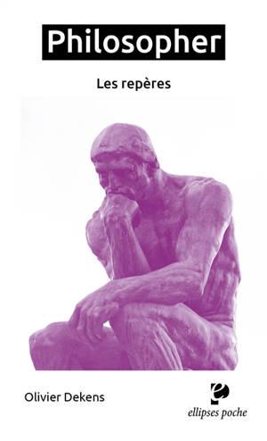 Philosopher : les repères