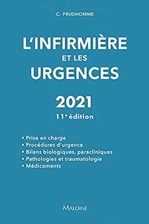 L'infirmière et les urgences 2021