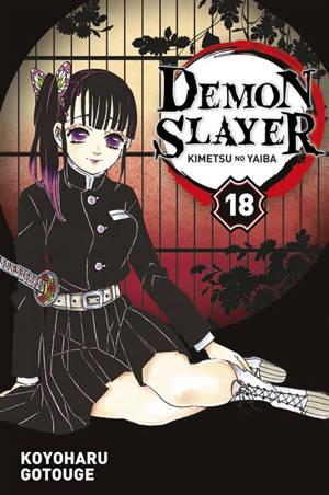 Demon slayer : Kimetsu no yaiba. Volume 18