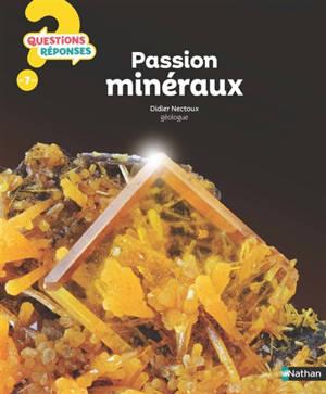 Passion minéraux