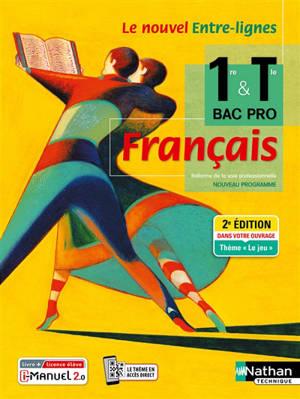 Français 1re & terminale bac pro : réforme de la voie professionnelle, nouveau programme