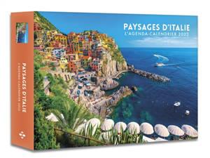 Paysages d'Italie : l'agenda-calendrier 2022