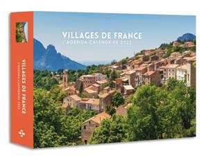 Villages de France : l'agenda-calendrier 2022