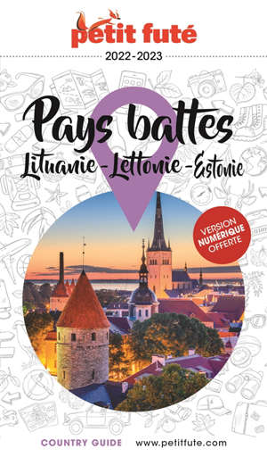 Pays baltes : Lituanie, Lettonie, Estonie : 2022-2023