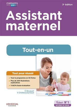 Assistant maternel : tout-en-un