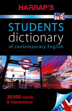 Students dictionary of contemporary English : 30.000 words & expressions