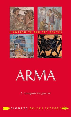 Arma : l'Antiquité en guerre