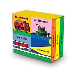 Les camions, les bateaux, les trains