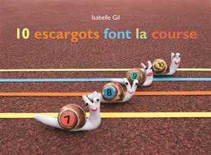 10 escargots font la course