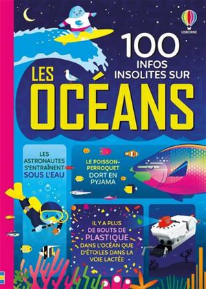 100 infos insolites sur les océans