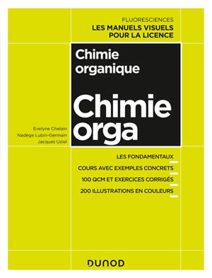 Chimie organique : chimie orga