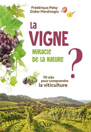 La vigne, miracle de la nature ? : 70 clés pour comprendre la viticulture