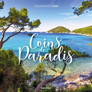 Coins de paradis : calendrier 2022