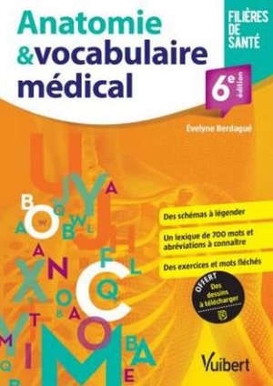 Anatomie & vocabulaire médical : filières de santé
