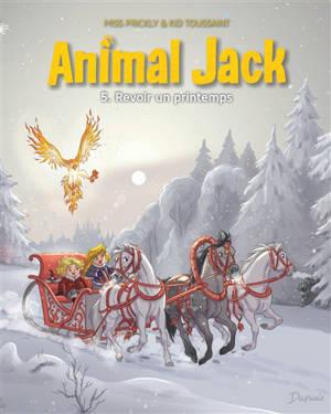 Animal Jack. Volume 5, Revoir un printemps