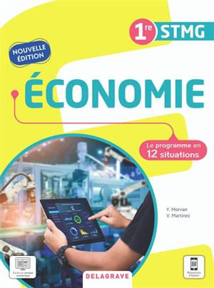 Economie 1re STMG : le programme en 12 situations