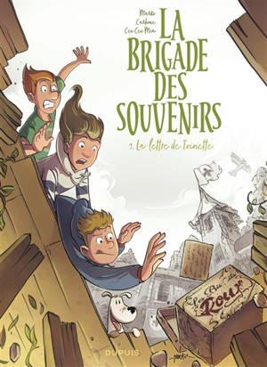 La brigade des souvenirs. Volume 1, La lettre de Toinette