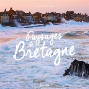 Paysages de Bretagne : calendrier 2022