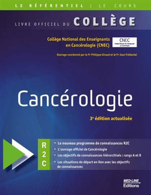 Cancérologie, hématologie : douleur, soins palliatifs, gériatrie, médecine physique et réadaptation : iECN