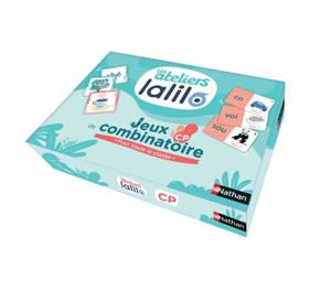 Les ateliers Lalilo : jeux de combinatoire CP