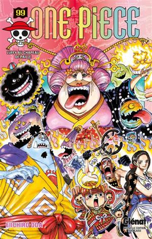 One Piece : édition originale. Volume 99, Luffy au chapeau de paille