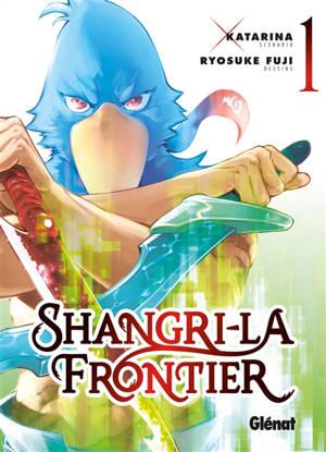Shangri-La Frontier. Volume 1