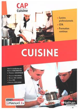 Cuisine : CAP cuisine