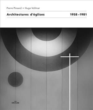 Architectures d'églises : 1958-1981