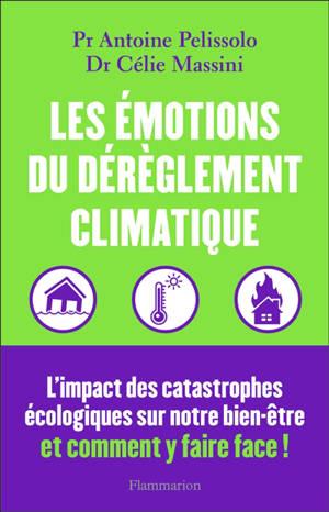 Les émotions du dérèglement climatique : canicules, inondations, pollution... : l'impact des catastrophes écologiques sur notre bien-être et comment y faire face !