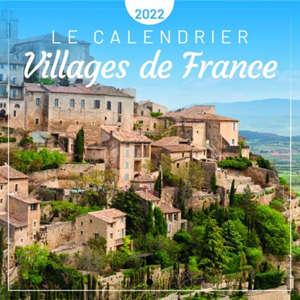 Le calendrier villages de France 2022