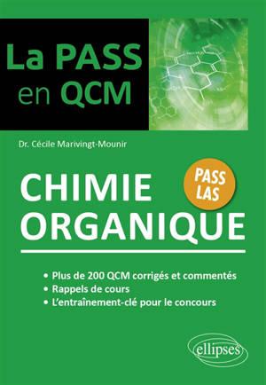 Chimie organique : Pass LAS