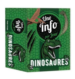 Dinosaures : une info par jour : 2022