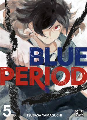 Blue period. Volume 5