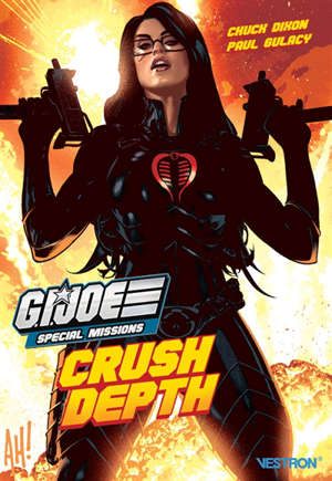 GI Joe spécial missions : crush depth