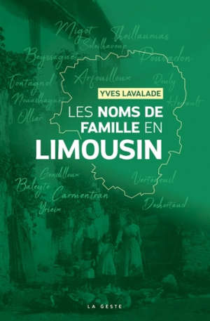 Les noms de famille en Limousin
