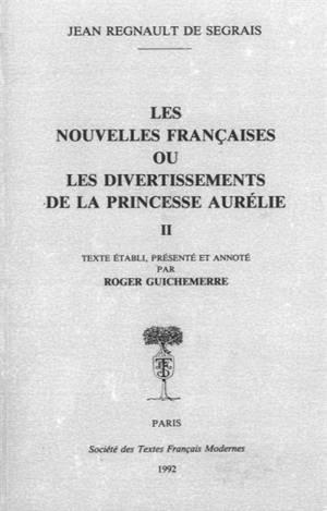 Les nouvelles françaises ou Les divertissements de la princesse Aurélie. Volume 2