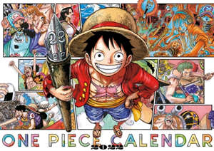 One piece : calendrier 2022