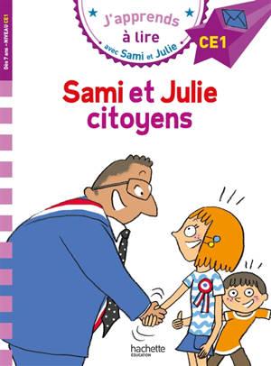 Sami et Julie citoyens : CE1