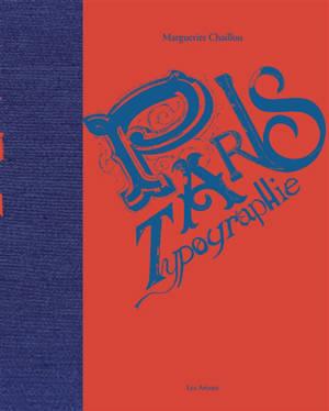 Paris typographie