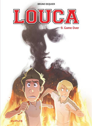 Louca. Volume 9, Game over