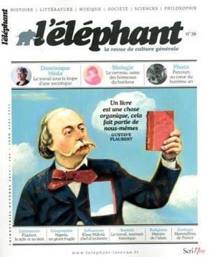 L'Eléphant : la revue. n° 36