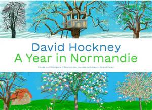 David Hockney : a year in Normandie : exposition, Paris, Musée national de l'Orangerie, du 12 octobre 2021 au 14 février 2022