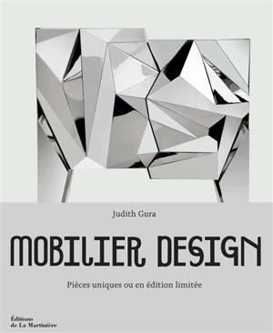 Mobilier design : pièces uniques ou en édition limitée