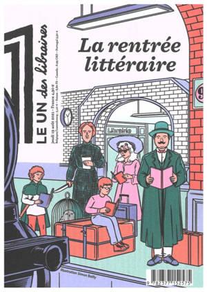 Le 1 des libraires, La rentrée littéraire