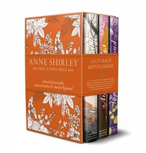 Anne Shirley : de onze à vingt-deux ans